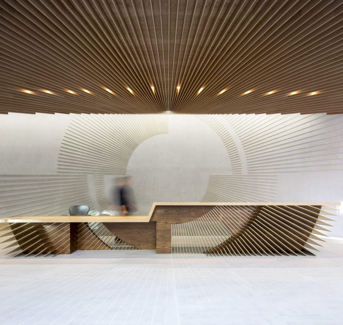 Art and commerce combined in new Soho office building