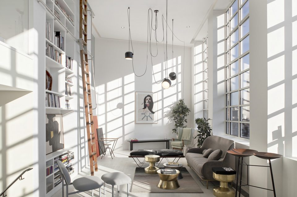 Exclusive loft style apartments in former Central Saint Martins School of Art set new benchmark for Soho