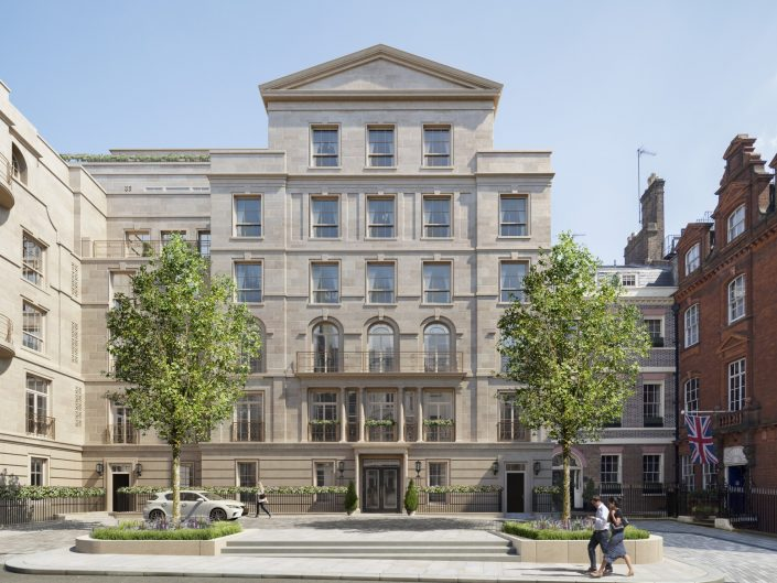 Audley Square House