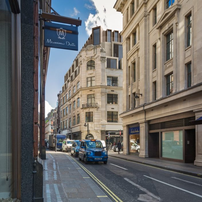 Axtell House - Retrofit office near Regent Street