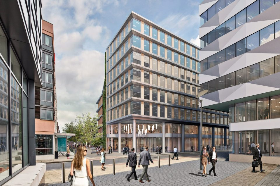 Planning consent secured for 4 Glass Wharf