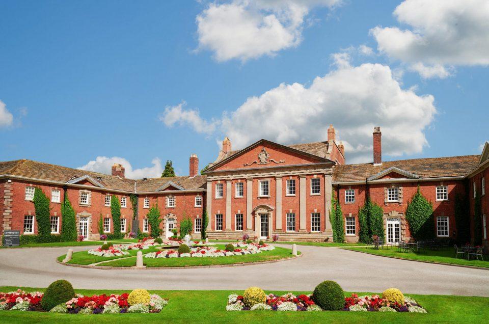 Champneys appoints DA for £10m revamp of Mottram Hall