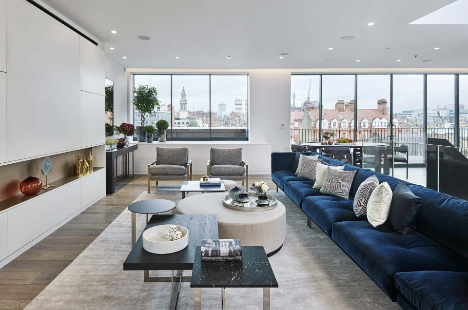 OneTwentyFour W1: Luxury Living in Marylebone Village