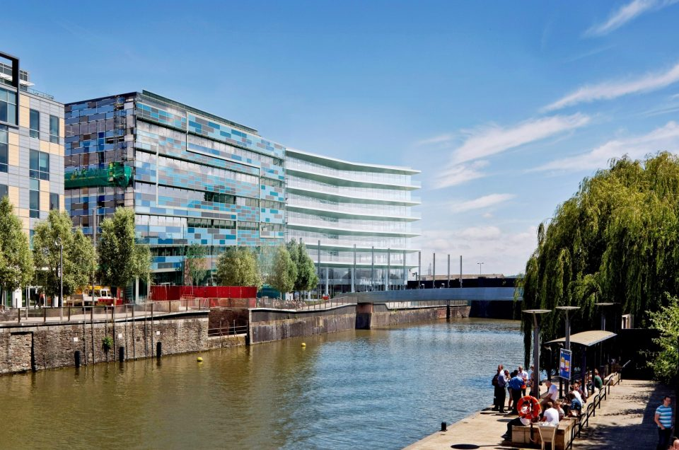 Bristol planners give green light for 3 Glass Wharf