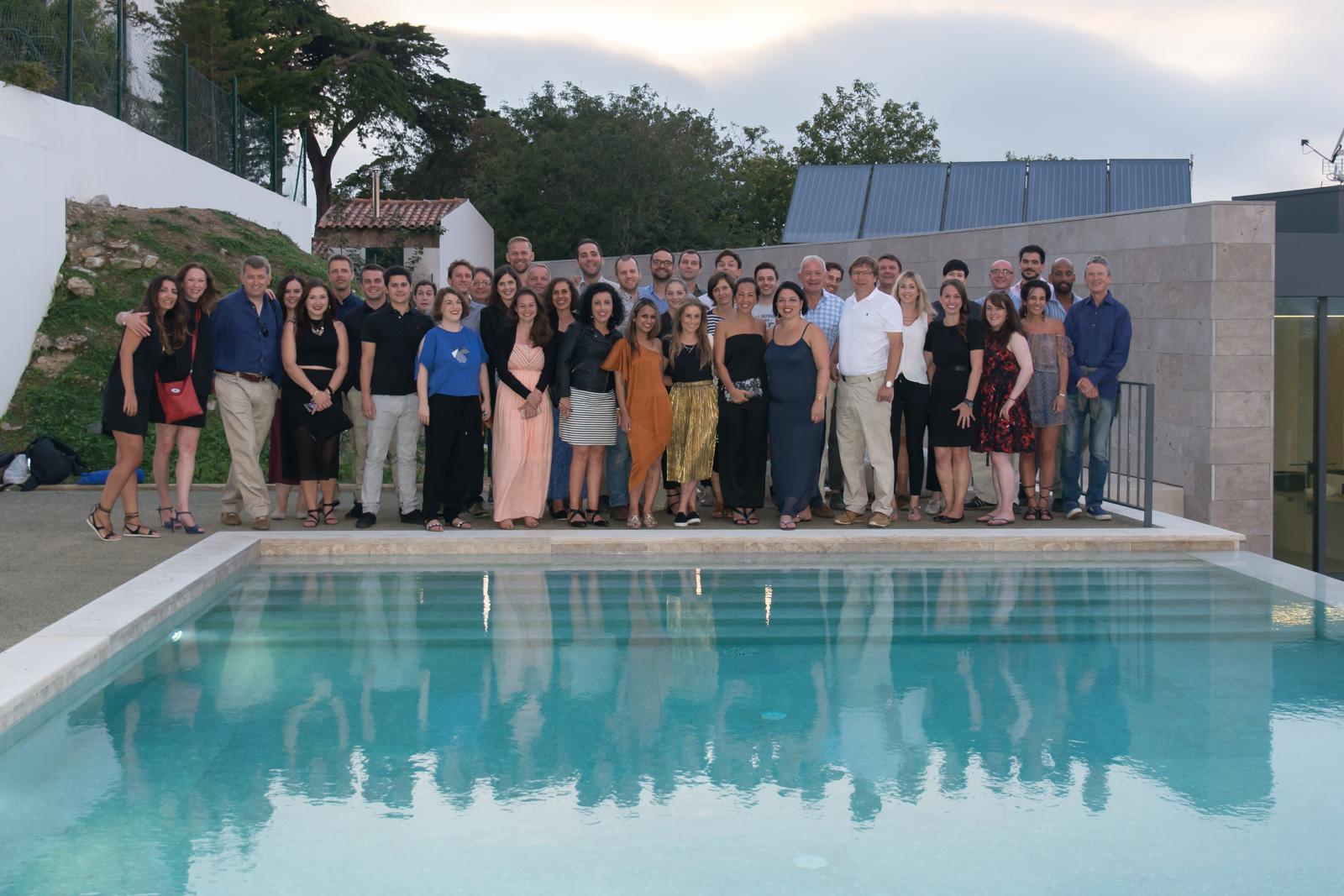 Darling associates team in lisbon