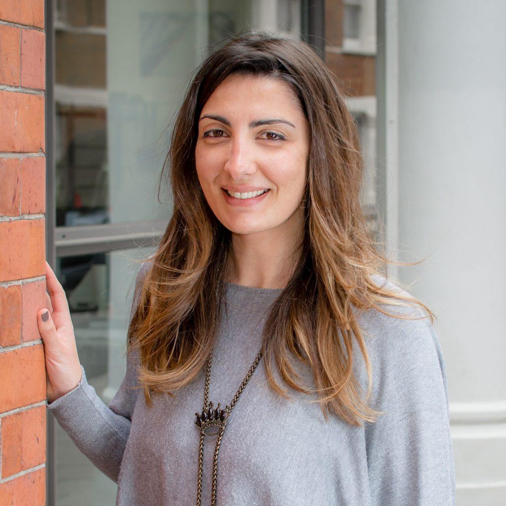 Valia Gliati, Project Director