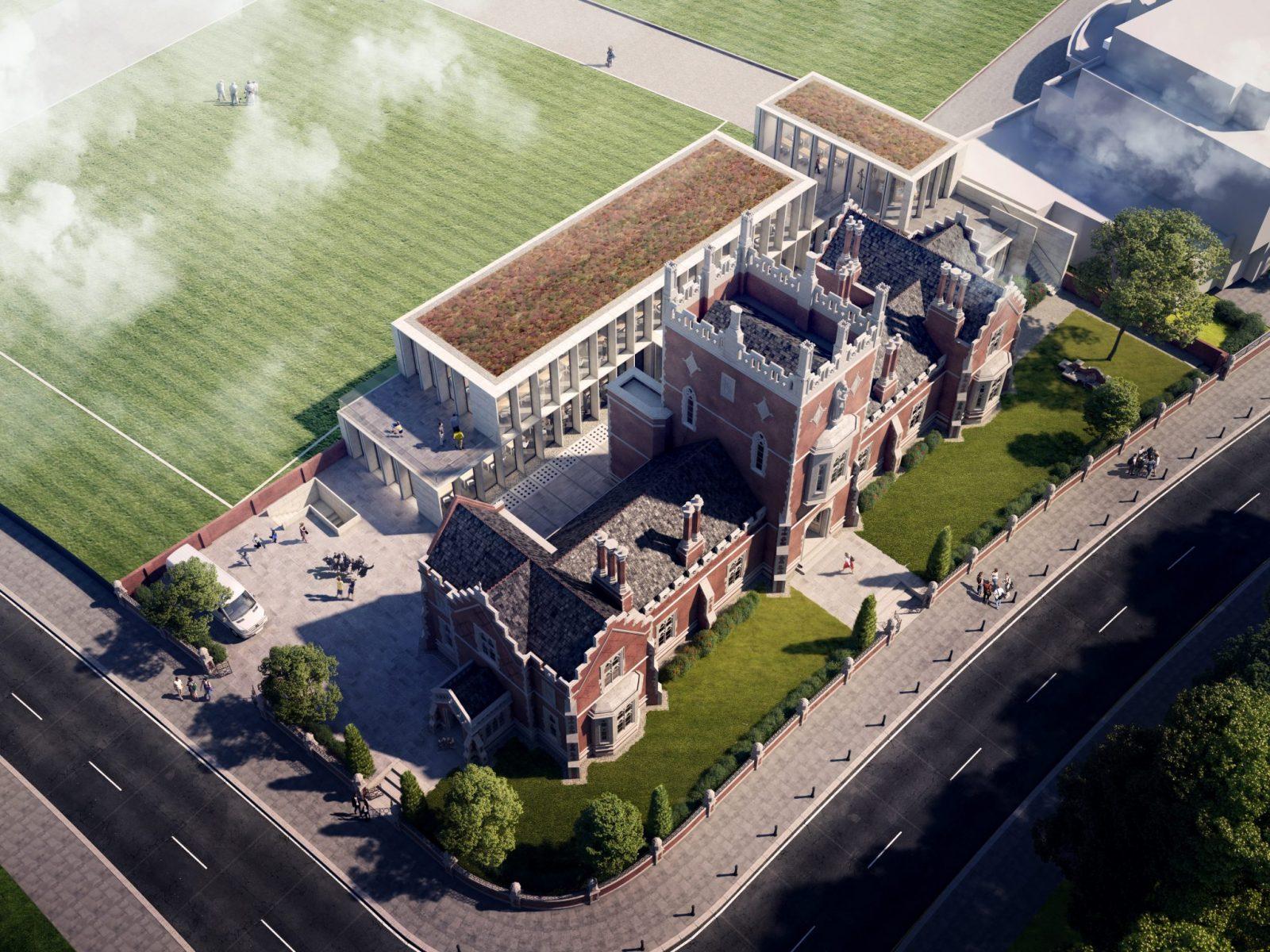 The Castle Club School, Fulham, London SW6