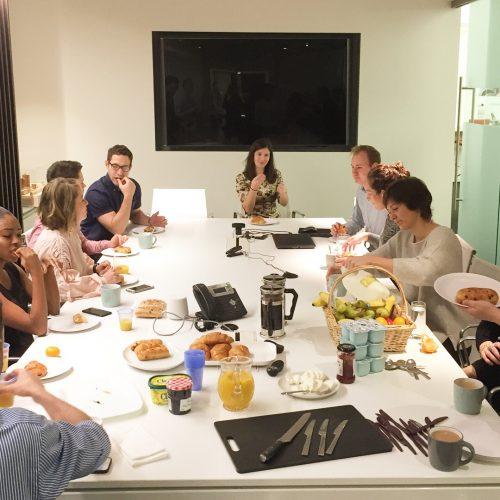 Darling Associates Social Breakfast (World Mental Health Day 2017)