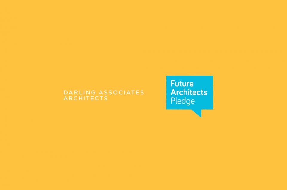 Darling Associates joins the RIBA Future Architects Pledge