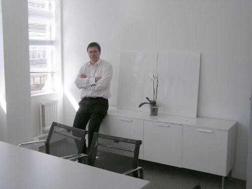 Chris Darling in 2003