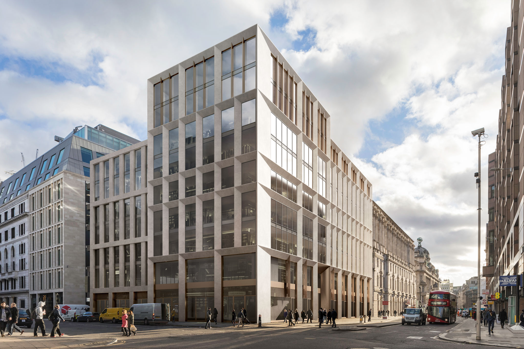 120 Moorgate by Darling Associates