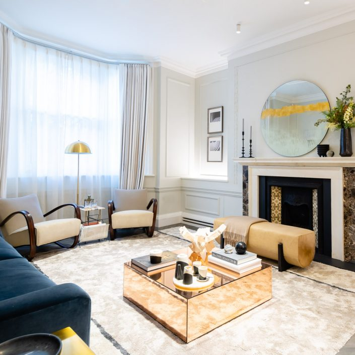 38 Langham Street by Darling Associates