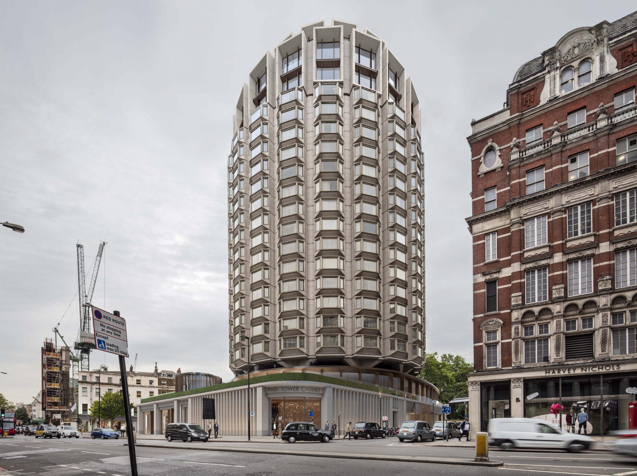 Park Tower London