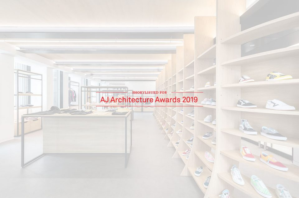 Axtell Soho nominated for 'Best Refurb' in AJ Architecture Awards 2019