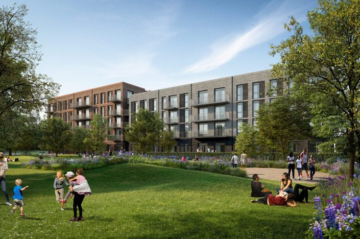 Planning permission achieved for 465 residences in major Exeter residential scheme