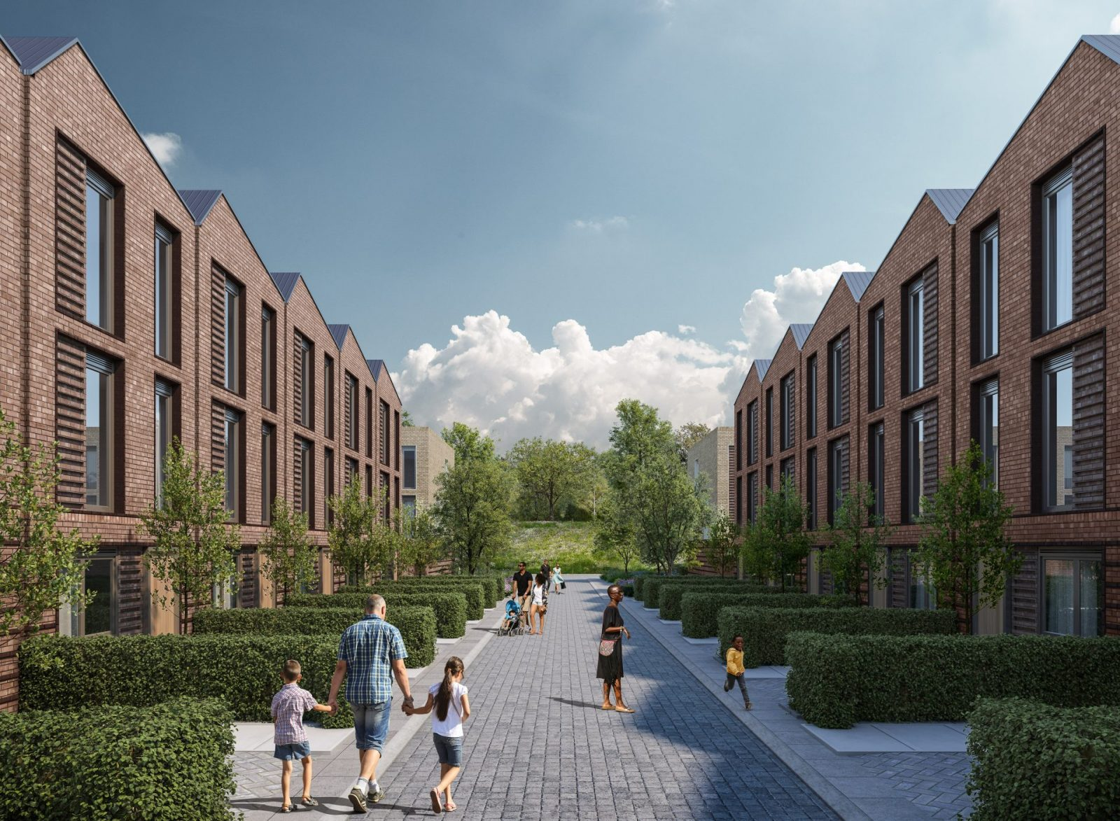 Exmouth Junction by Darling Associates