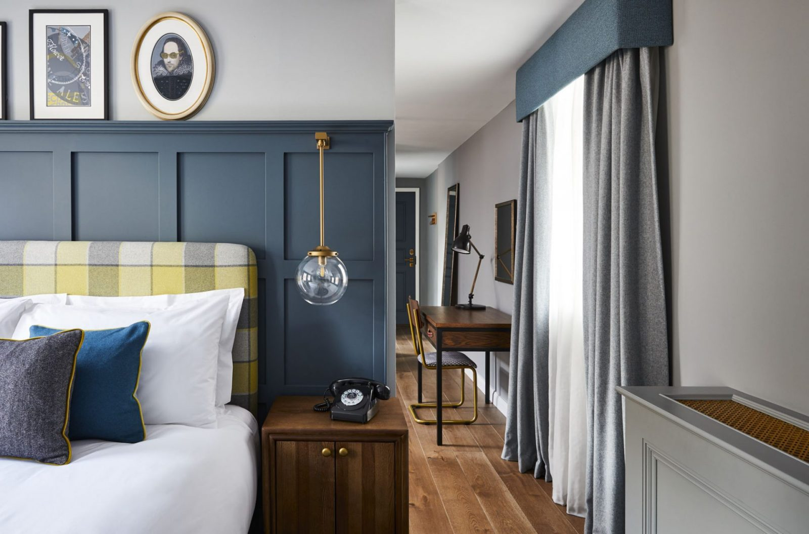 The Falcon Hotel, Stratford-Upon-Avon by Darling Associates