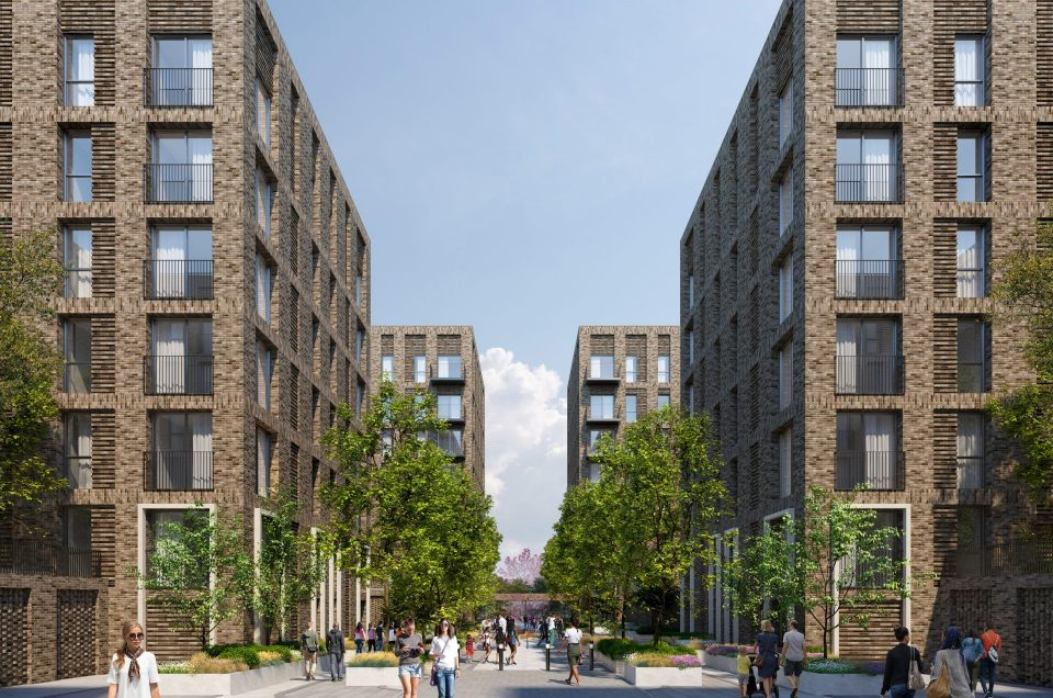 500 unit Build-to-Rent scheme in Salford achieves planning permission
