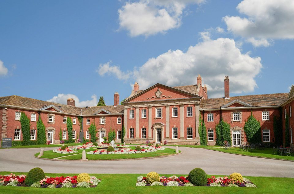 Grade II* listed Mottram Hall opens as Champneys Spa