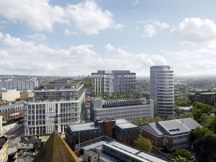 Planning approval for major Unilever mixed-use scheme in Kingston upon Thames