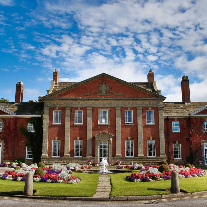 Mottram Hall - Darling Associates