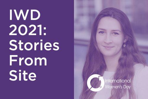 International Women's Day 2021 - Alexandra Baker Architectural Assistant